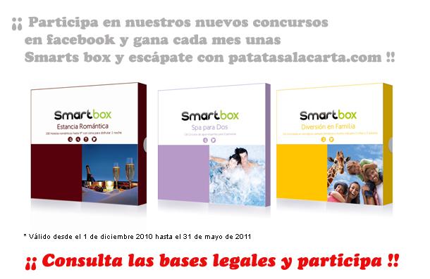 Sorteo smartbox sorteos gratis - Smartbox cocinas del mundo ...
