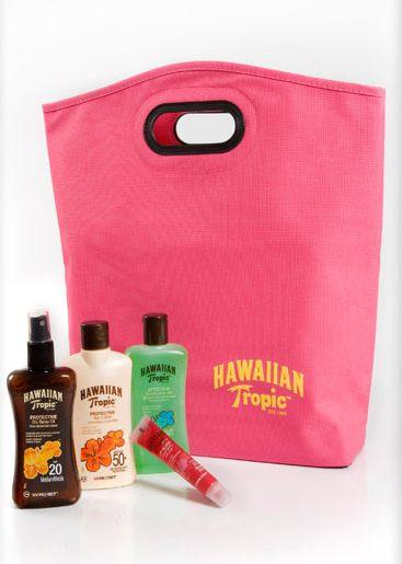 Sorteo Hawaiian Tropic