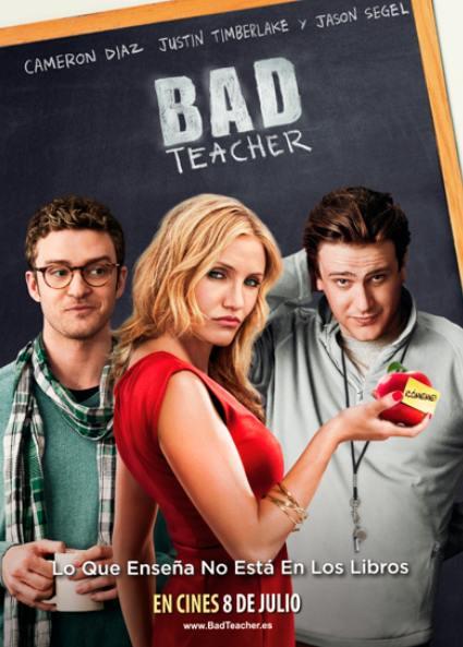 Sorteo Gratis Bad Teacher