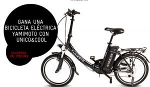 sorteo gratuito de bici