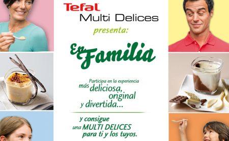 Sorteo de Tefal Multidelicias