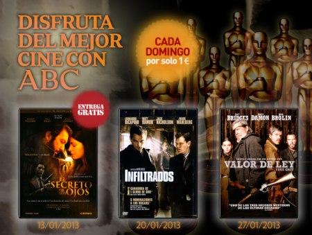 Sorteo ABC Cine