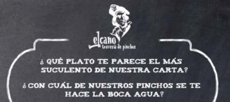 Sorteo Gratis de Pinchos Elcano