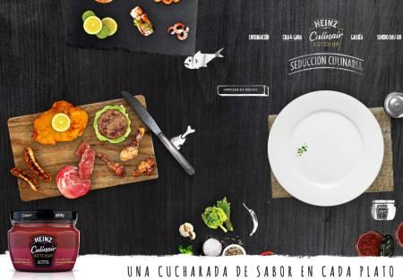 Promocion heinz Culinair