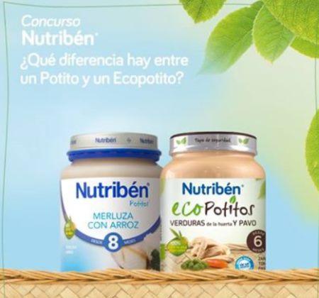Promocion Ecopotitos Nutriben