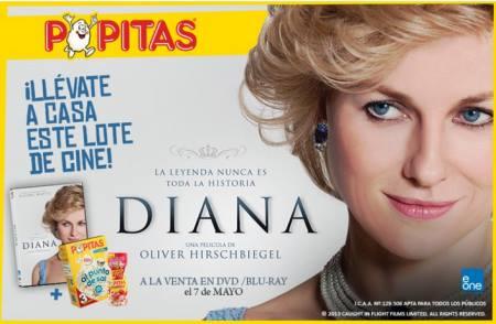 Sorteo de entradas para la pelicula Diana