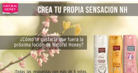 Sorteo Gratis Natural Honey