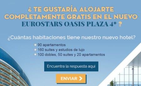 Sorteo Gratis Eurostar hotels